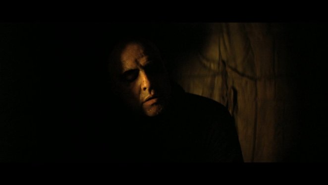 Marlon Brando as Kurtz in Apocalypse Now