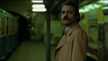Bruno Ganz in The American Friend