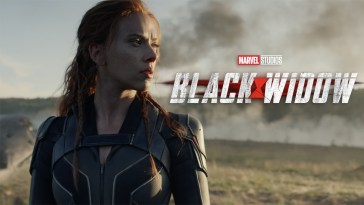 Black Widow trailer image