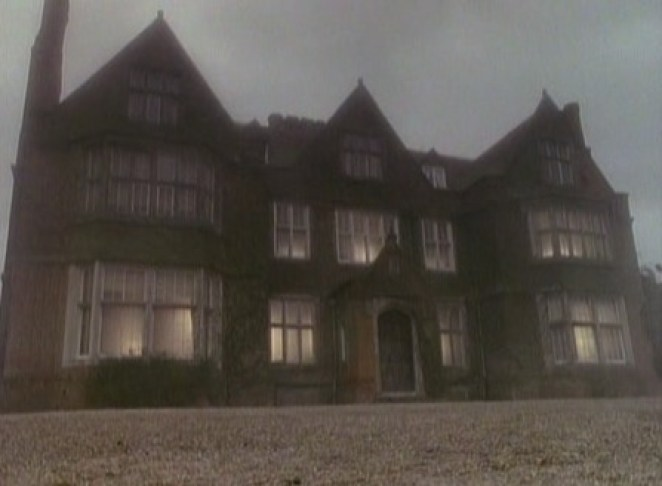 Eel Marsh House, setting for the woman in black