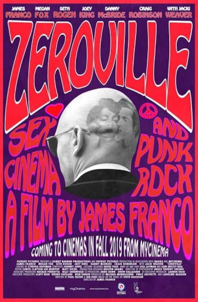 Zeroville is nominated for a few Razzie Awards including Worst Actor