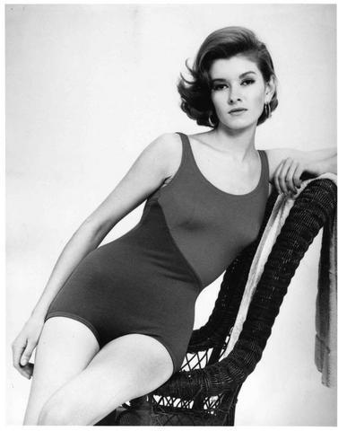 vela: Young Martha Stewart. Babe alert!