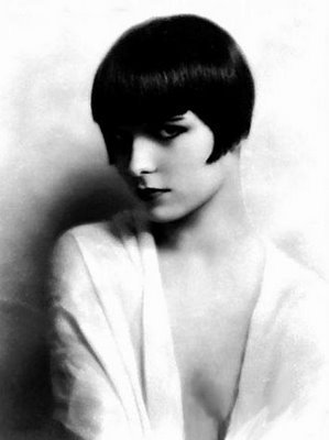 Appearantly Louise Brooks can still make a scandal……at least at facebook!