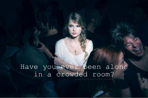 Alone In A Crowded Room Quote: The Top 14 Worst Places To Break Up In NYC