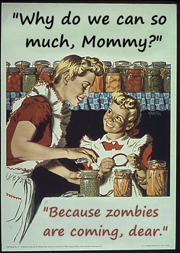 Wisconsin Fake Politics Zombie Mommies And Sinister Occupy