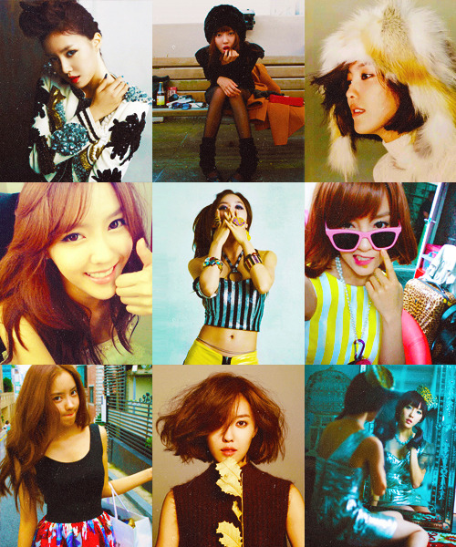 9 photos of Hyomin - asked by tae-peas