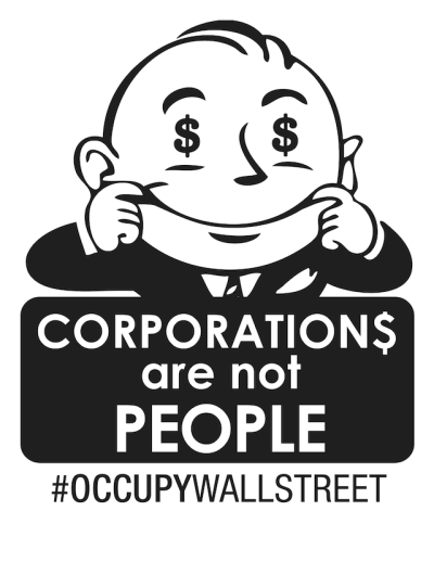 """Corporations are not people."" Joshua Field. (Source.) Download PDF."