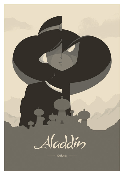 Aladdin by Dee Choi