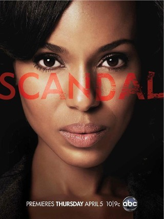 "I am watching Scandal<br /> ""I am watching Scandal""<br /> 2428 others are also watching Scandal on GetGlue.com</p> <p>I watched Scandal, the newest entry from Shonda Rimes, the mother of Grey's Anatomy and Private Practice.  This show takes place in Washington, DC as big an arena and theater as any operating room could be.<br /> The protagonist is Olivia Pope, who at times reminds me of an odd cross of Miss Kitty and Bette Davis' character from the movie, A Marked Woman. Both women know all the angles, they've heard it all before and they are the person that people go to under the cover of night to get only the help that they can deliver.<br /> Shonda Rimes loves presenting people whose tagline should basically be ""It's complicated.""  Olivia Pope is no exception.  She's smart and she knows it.  She suffers no fools and is exceptionally good at what she does, which is to get people out of the jams they fnd themselves in.  Life is good except there's that nagging residual affair with the President of the United States."