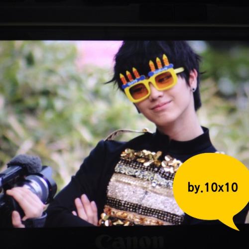 [FANTAKEN] 120429 Inkigayo Mini FanmeetingCR: @_10x10_