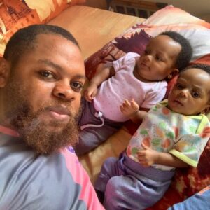 Couple cry out after one of their 2-month-old twin babies dies due to alleged negligence in Lagos hospital