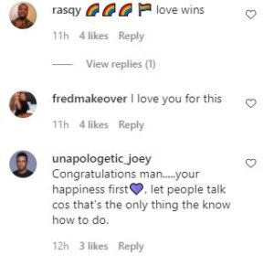"""""""Proudly Gay"""" – Actor, Uche Maduagwu opens up on his sexuality"""