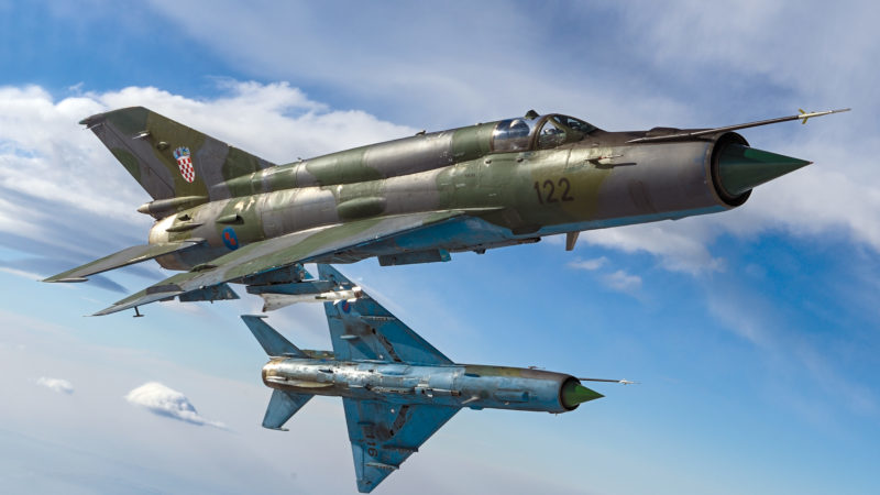 the iconic mig 21