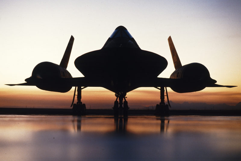 sr 71 blackbird sets