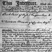 Indentured seritude Slave info com