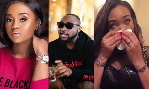 Davido allegedly  Impregnates another women resulting into fight with Chioma