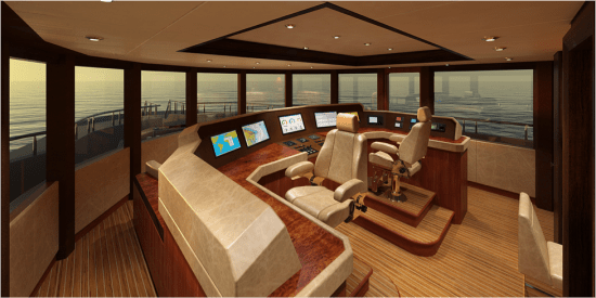 Hitting The 130ft Luxury Yacht Sweet Spot 26 North Yachts