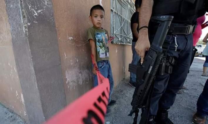 اختطاف 20 اجنبيا في المكسيك