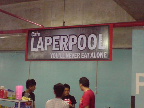 Cafenya  Team LIVERPOOL - dari juriglagu