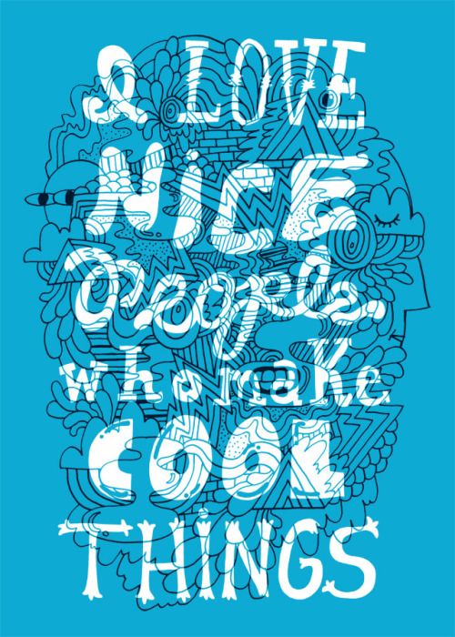 I Love Nice People by Mr Fancy Pants on sale Tuesday June 29