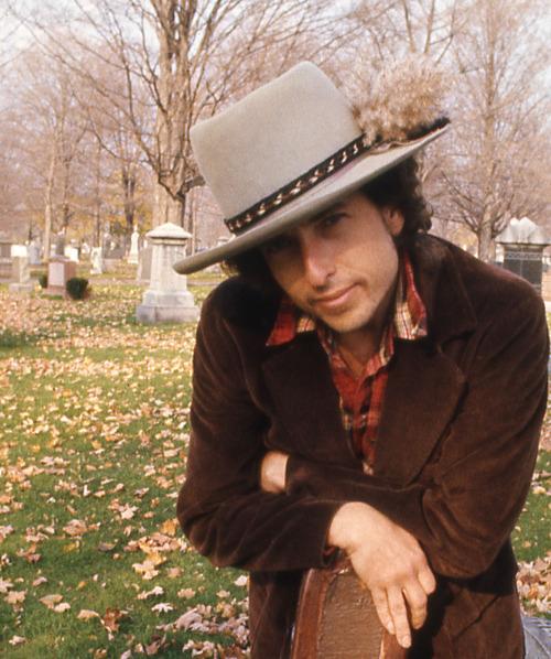 Bob Dylan's Rolling Thunder Revue hat