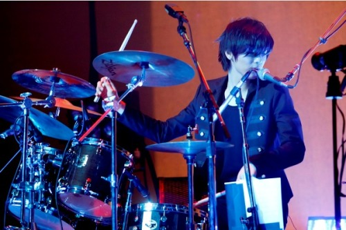 [281010] CN Blue - Minhyuk @ 1st Official Fanclub Event - Welcome to  Boice Japan(More…)