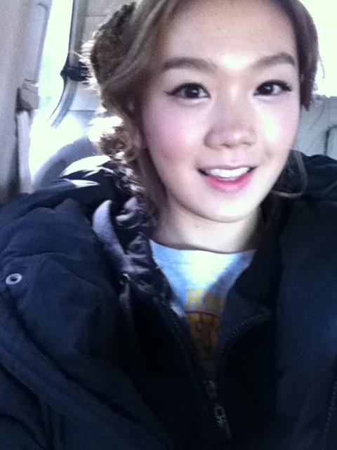 101226 Joo's Twitter  나쁜파티….대구에서 봐요:-) 날아가는 중!슈우우우우웅우우우웅~~~~ Bad Party….see you in Daegu:-) Flying right now!shoooooooooooongooooooong~~~~