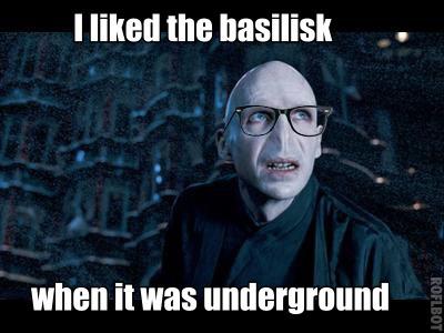 hipster Voldemort