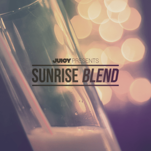 Juicy's first release « Sunrise Blend » is now out for free here : http://www.mediafire.com/?xn0stc50d0any2v. And don't forget to listen the second extract by Kanoba, hope you like it !