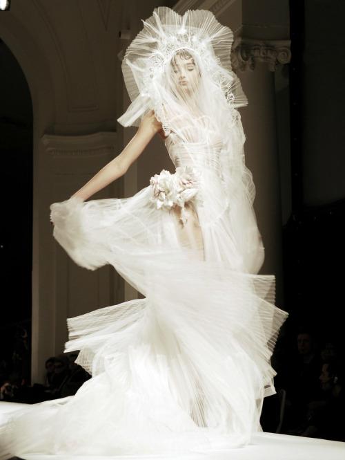 hautekills:Jean Paul Gaultier haute couture s/s 2009