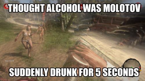Dead Island Drunk