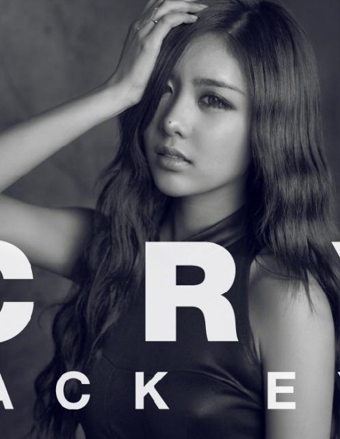 ccmgogo:  Qri: Black Eyes Album Jacket