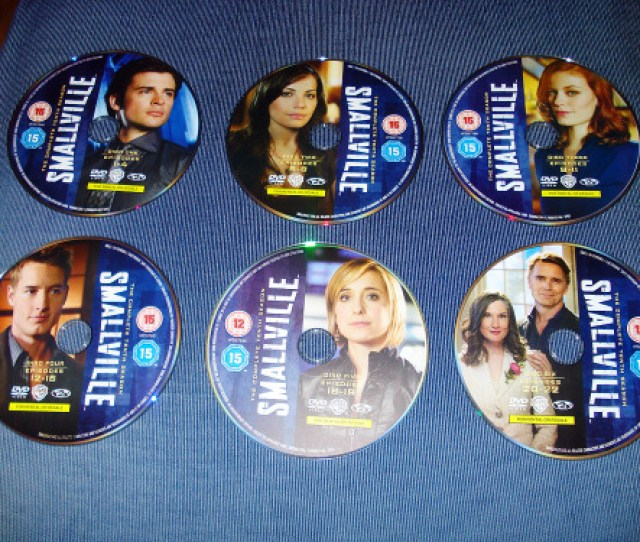 Smallville Dvd Blu Ray Discussion All Seasons Archive Page 31 Ksitetv Television Movie Forums