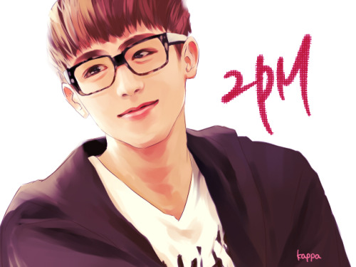 k-poparts:</p> <p>Khun<br /> Disclaimer: I do not own this. All credit to goes to the artist. @(^_^)@<br />