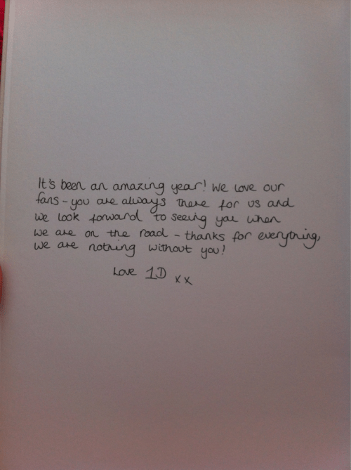 up all night limited yearbook edition - page one