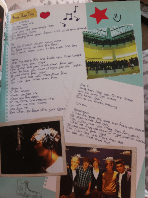 up all night limited yearbook edition - page 16