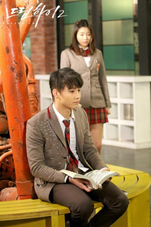 [Official] JB and Sora in Dream High 2