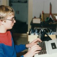My First (Work) Computer