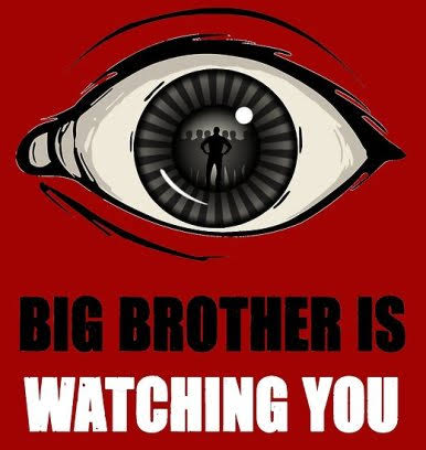 The concept of Big Brother is Control