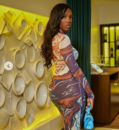 Tiwa Savage reveals shocking detail of where she lived before rising to stardom.