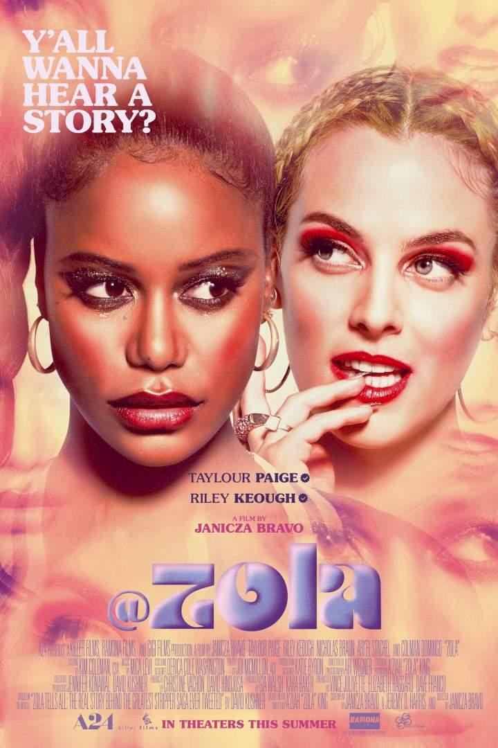 Movie: Zola (2020)
