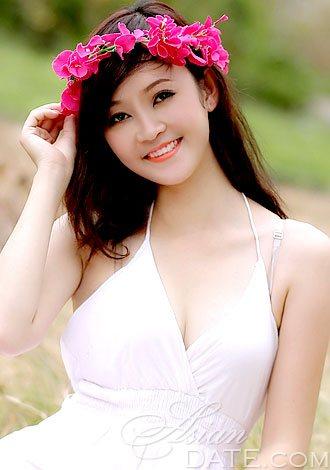 Pretty Vietnam Member Thi Thu Huyen From Ho Chi Minh City