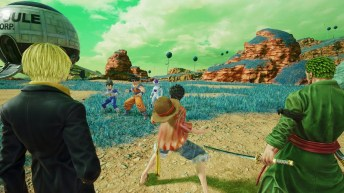 Descargar JUMP FORCE ULTIMATE EDITION Gratis Full Español PC 5