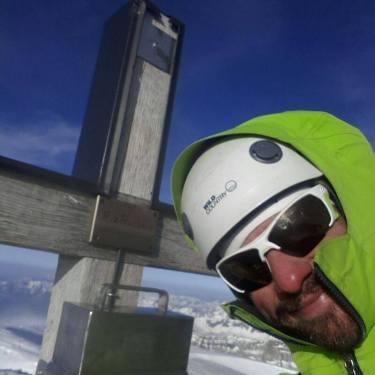At summit of Tödi