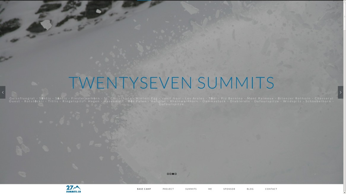 27SUMMITS-website