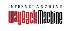 アーカイブサイト「Wayback Machine」