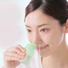 【鼻うがい「ハナノア」】衝撃!鼻水ダダモレ広告!モデルは白木あゆみ