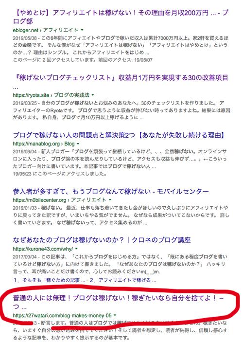 キーワードの検索ボリュームを意識せよ!アクセスアップは人気キーワードを狙え!