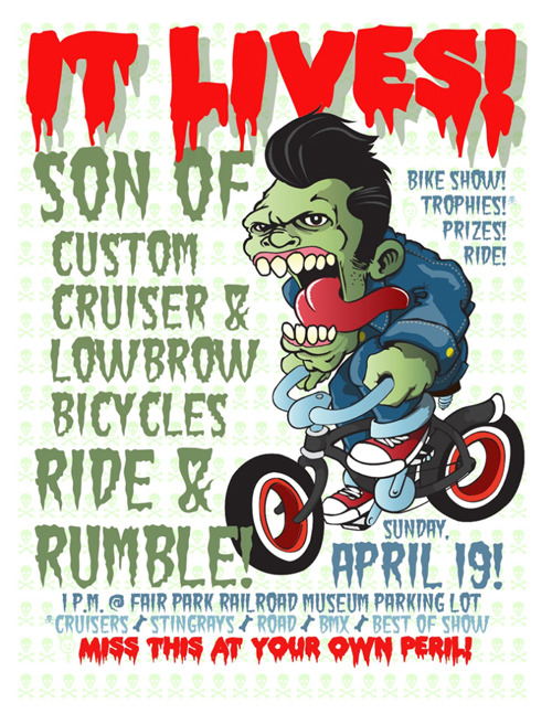 ••• BIKE SHOW & RIDE ••• SUNDAY - APRIL 19!!!! (DALLAS) http://dallas.craigslist.org/dal/bik/1119223732.html