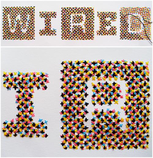 Wired Logo - Evelin Kasikov
